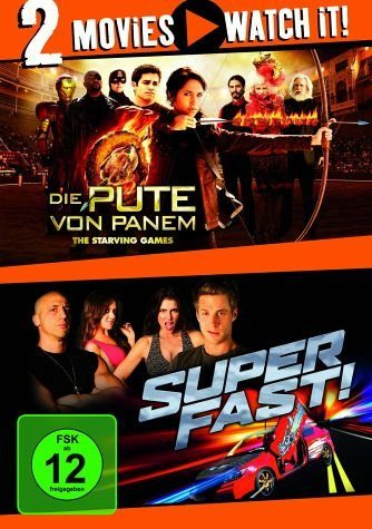 DVD »Die Pute von Panem - The Starving Games /...«